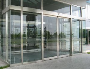 (Anny1501) Over 20 Years Development on Classical Generation Automatic Glass Sliding Entrance Door Opener Commercial pictures & photos