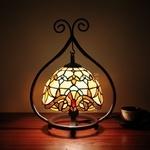 Tiffany Night Lamp (8S6-1T4)