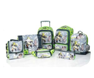 Microfiber Children School Backpack Bag with Printing (BSH-20766) pictures & photos