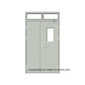 High Quality Cheap Price Fire Rated Steel Door pictures & photos