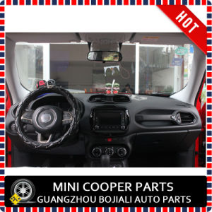 Auto Accessory ABS Material Black Style Central Trim for Renegade Model (1PC/SET) pictures & photos
