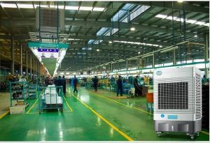 Portable Evaporative Air Cooler with Control pictures & photos