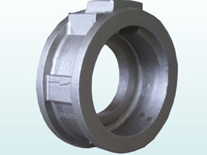 Check Valve Body Parts Body Bonnet Casting Carbon Steel Casting pictures & photos