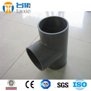 JIS B2220 Carbon Steel Sch40 Seamless Pipe Tee pictures & photos