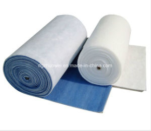 Washable Synthetic Air Filter Element for Industrial Dust Filtration pictures & photos
