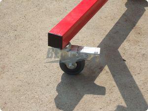 Aluminum Metal Road Expandable Barrier pictures & photos