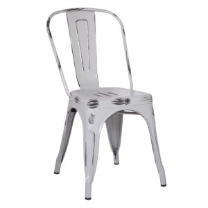 High Quality Metal Stacking Chairs Modern Chair for Restaurant (ZS-T01) pictures & photos