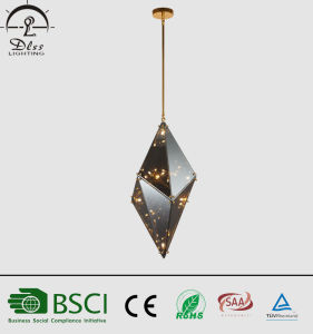 Modern Glass LED Pendant Lamp for Decoration pictures & photos