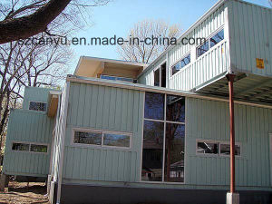 Export to New Zealand Portable Prefab House Bali Container House Design for Sale pictures & photos