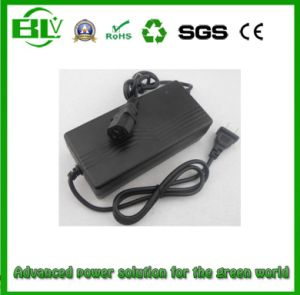 Switching Power Supply for 54.6V2a Lithium Battery/Li-ion Battery to 100V-240V Power Adaptor with Full Protections pictures & photos