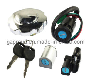 Cg125 Key Set Switch Set High Quality Motorcycle Parts pictures & photos