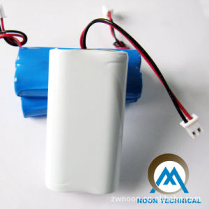 Cars Boats Lithium Polymer Ithium Battery 7.4V 18650 1500 pictures & photos