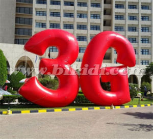 Hot Sale Customized Inflatable Letter for Advertising K2113 pictures & photos
