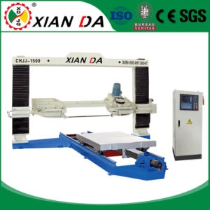 CNC Circular Slab Stone Cutting Machine pictures & photos