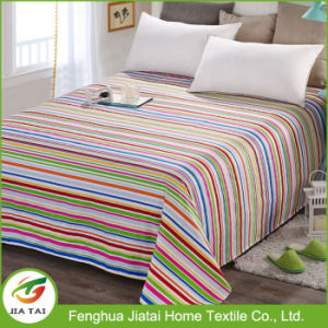 Factory Custom Design Beautiful Cotton Bed Sheet Sets pictures & photos