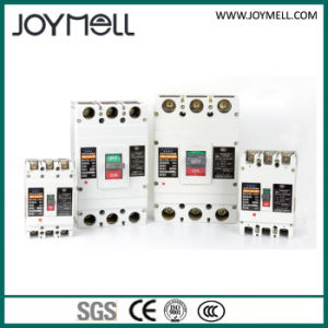 AC Jcm1 Electric Moulded Case Circuit Breaker 1A~1600A (MCCB) pictures & photos