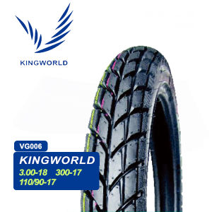 110/80-17 110/90-17 120/80-17 Motorcycle Tire Tubeless Tire pictures & photos