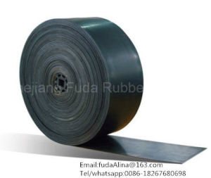 Made in China Supplier Heat Resistant Rubber Belt Conveyor Machine pictures & photos