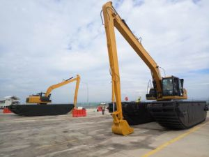 24m Long Reach Boom for Sany465 pictures & photos
