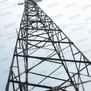 Angle Steel HDG Tubular Telecommunication Tower