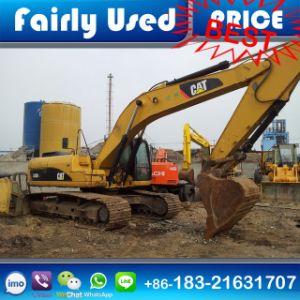 Used Cat 325dl Crawler Excavator of Cat Excavator 325D