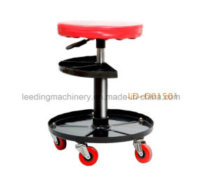 Padded Creeper Trolley Seat Car Van Workshop Stool with Drawer pictures & photos