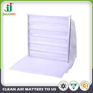 F7 Pocket Ventilation Air Filter pictures & photos