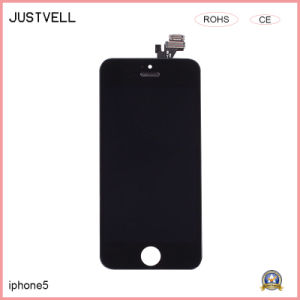 Wholesale Mobile Phone LCD Touch Screen for iPhone 5 pictures & photos