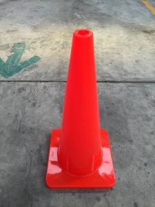 30cm PVC Road Safety Cone pictures & photos