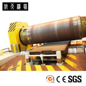 Full Hydraulic Three-Roll Variable Geometry Bending Rolls W11XB-30*2500 Rolling Machine pictures & photos