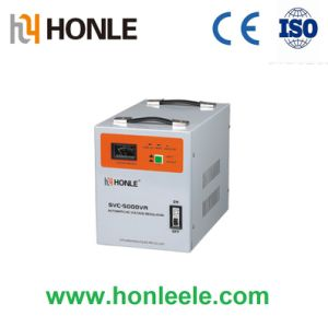 Single Phase and Three Phase Automatic AC Voltage Stabilizer (SVC) pictures & photos