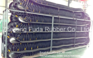 Factory Price Cleat Sidewall Conveyor Belt and Side Wall Belts Keep Carring Materials pictures & photos