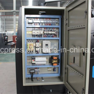 Sheet Metal Hydraulic 10mm 3200mm Cutter Machine pictures & photos