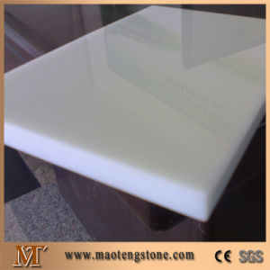 White Artificial Nano Crystallized Glass Stone pictures & photos