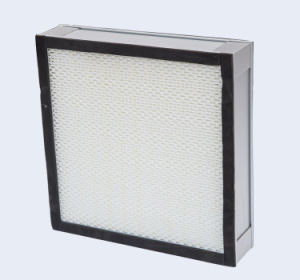 Industry Heat Resistant Non-Separating Plate HEPA Air Filter pictures & photos
