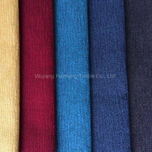 Polyester Linen Furniture Hometextile Sofa Upholstery Fabric pictures & photos