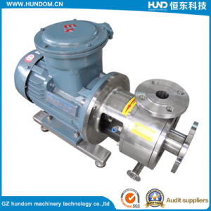 Hot Sale Hygienic Stainless Steel Chocolate Twin Screw Pump for Slurry pictures & photos
