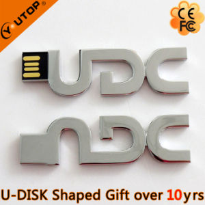 Outstanding Letter/Character Logo USB Stick for Free Gifts (YT-1803L) pictures & photos