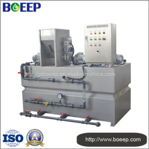 Wastewater Treatment PAM Polymer Dosing Machine pictures & photos