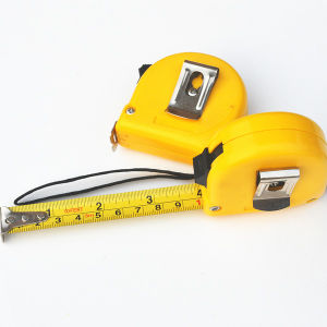 10FT 3m Steel Tape Measure Promotional Hand Tool with Company Logo pictures & photos