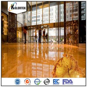 Metallic Epoxy Floor Pigment Supplier pictures & photos