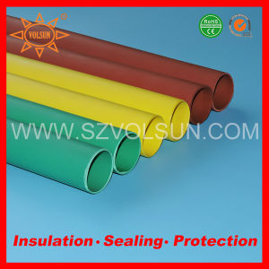 Switchgear Busbar Insulation Heat Shrink Tubing pictures & photos