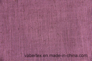 Yarn Dyed Linen Household Textile Sofa Upholstery Fabric pictures & photos