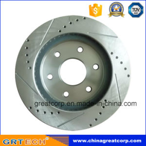 18060214 Auto Truck Brake Disc for Chevrolet pictures & photos