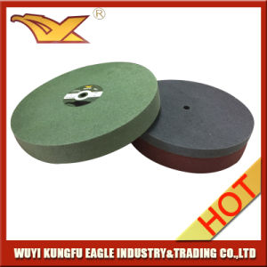 200X50 7p Nylon Wheel Non Woven Polishing Wheel pictures & photos