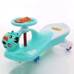 Children Car Baby Swing Car with Music (H8185111) pictures & photos