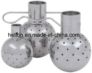 Sanitary Stainless Steel CIP Fixed or Rotary Cleaning Spray Ball pictures & photos
