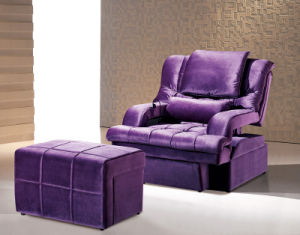 Purple Sauna Chair for Hotel Furniture pictures & photos