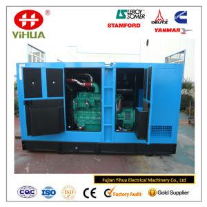 Dcec OEM Cummins 6ctaa8.3-G2 Engine 200kVA/160kw Silent Diesel Generator pictures & photos