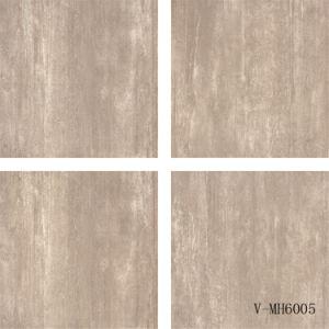 Porcelain Flooring Semi-Polished Wooden Look Non-Slip Matte Floor Tile (600X600mm)